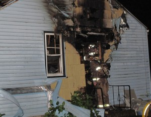 springfield house fire