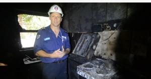 australia house fire